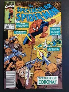 In newer versions prevent black appearance option was added to force the light to be always visible as white/colored instead of. Spectacular Spider-Man #177 (1991) NM- 9.2 1st Appearance Corona UPC Newssstand    eBay