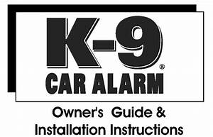 K9 Installation Manuals
