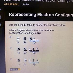 Use The Periodic Table To Answer The Questions Below