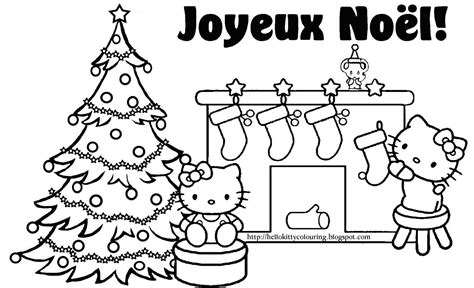 Hello Kitty Christmas Coloring Pages #2 Hello Kitty Forever