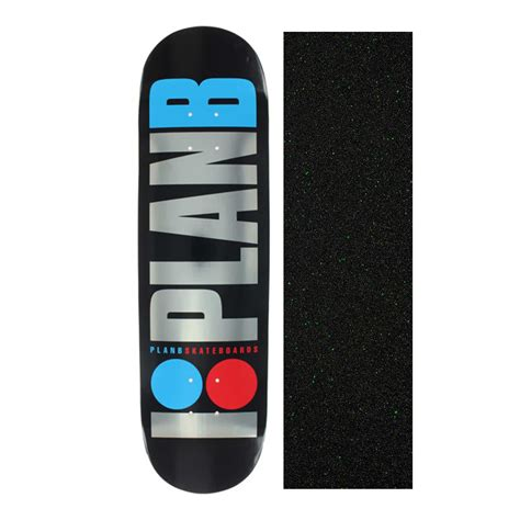 Walmart protection plans cover the total cost of repair, or replacement, for products, as well as covering delivery charges for the exchange. Plan B OG Foil 8.5 inch Skateboard Deck | Mob Glitter Grip ...