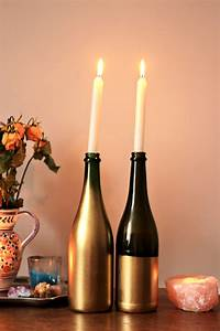 candle holders for wine bottles design decoration With kitchen cabinets lowes with candle holder for wine bottle