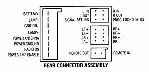 Kenwood Car Stereo Wire Harness Diagrams