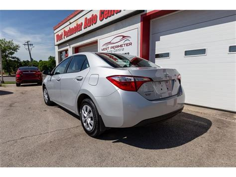 Maybe you would like to learn more about one of these? Used Toyota Corolla 2016 for sale in Winnipeg, Manitoba ...