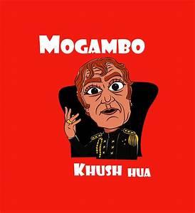 Mogambo Khush Hua Digital Art by Phalguni Roy