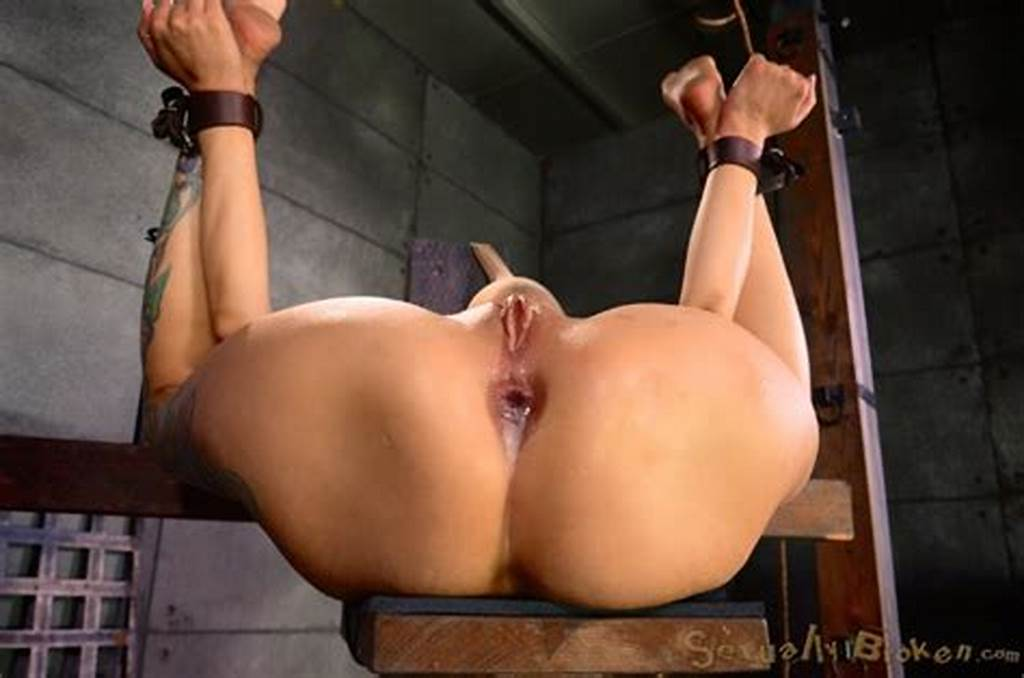 #Bdsm #Bondage #Big #Butt #Throating