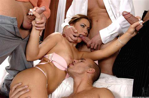 Fat Model Fucking 2 Guys In Table Gang Bang Stories With Amazing Lola