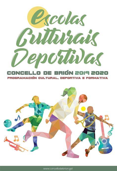 Escolas Culturais e Deportivas do Concello de Brión 2019