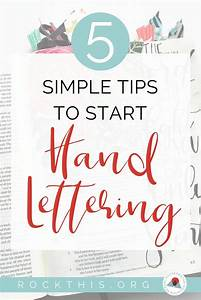 best 25 hand lettering ideas on pinterest calligraphy With learn creative lettering