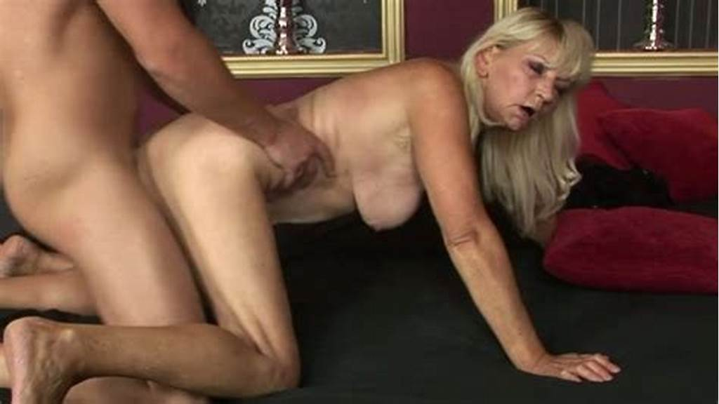 #Hussy #Mature #Woman #With #Saggy #Tits #Is #Banged #Hard #Doggy #Style
