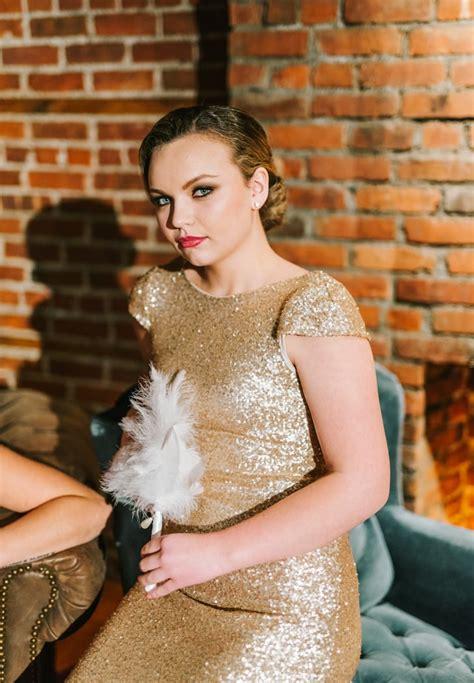 Great Gatsby Themed Wedding POPSUGAR Love &Photo 77