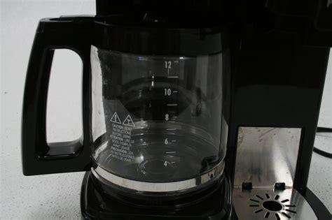 Three months ago i bought a hamilton beach single serve coffee maker called the scoop. Hamilton Beach FlexBrew Single Serve & Full Pot Coffee Maker (49983A) USED   eBay