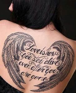 Tattoo Ideen Rücken : tattoo motive f r frauen 128 ideen an diversen k rperstellen ~ Watch28wear.com Haus und Dekorationen