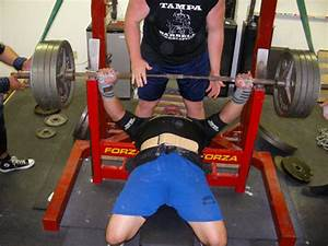 Reverse Bands Bench Press Chest Exercise Video Example