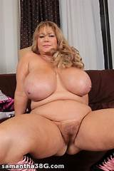 Bbw huge massive mature older