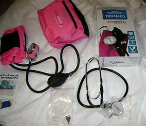 Manual Blood Pressure Cuff By Paramed Aneroid Sphygmomanometer