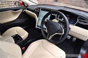 2015 Tesla Model S P90D review (video)   PerformanceDrive