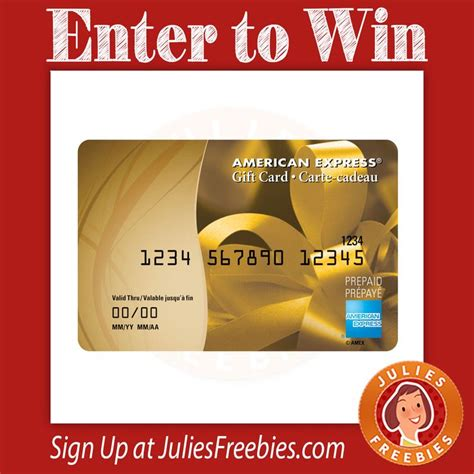 4.9 out of 5 stars 78,350. Win a $1000 American Express Gift Card (With images) | American express gift card, Gift card ...