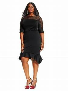 21 best mode femme ronde images on pinterest curvy girl With robe de cocktail pour femme ronde