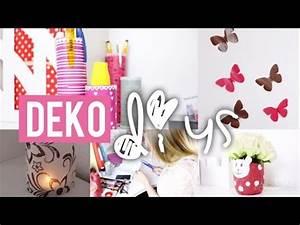 Diy Deko Jugendzimmer : diy deko ideen f rs zimmer i mit einfachen mitteln basteln ~ Watch28wear.com Haus und Dekorationen