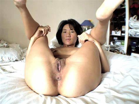 Korean Shaved Granny And
