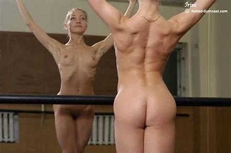 Teen Female Nude Gymnastics