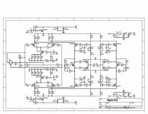 Ayre V3 Sch Service Manual Download  Schematics  Eeprom