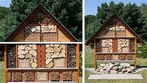 Bienenhotel Selber Bauen : n tzlingshaus schritt f r schritt anleitung insektenhotel bauanleitung youtube ~ A.2002-acura-tl-radio.info Haus und Dekorationen