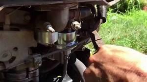 Leaky Fuel Pump Fix - John Deere Lx178