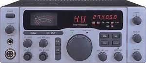 Galaxy Dx 2547 Cb Base Radio
