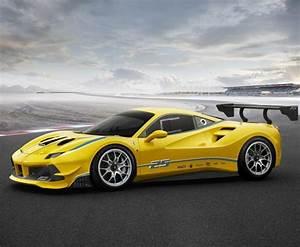 Ferrari 488 Challenge : ferrari 488 challenge racing car marks 25th ferrari challenge championship ~ Medecine-chirurgie-esthetiques.com Avis de Voitures