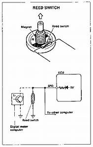 Reed Switches - Toyota Engine Control Systems