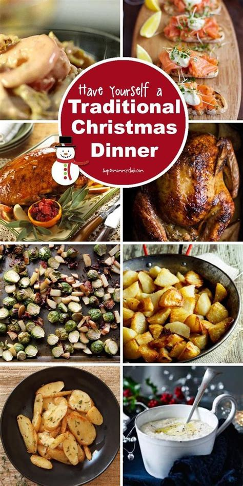 Other types of poultry, roast beef, or ham are also used. Christmas Recipes Gluten Free Ideas | Traditional ...