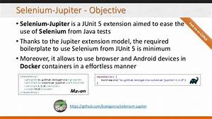 Toolbox For Selenium Tests In Java  Webdrivermanager And