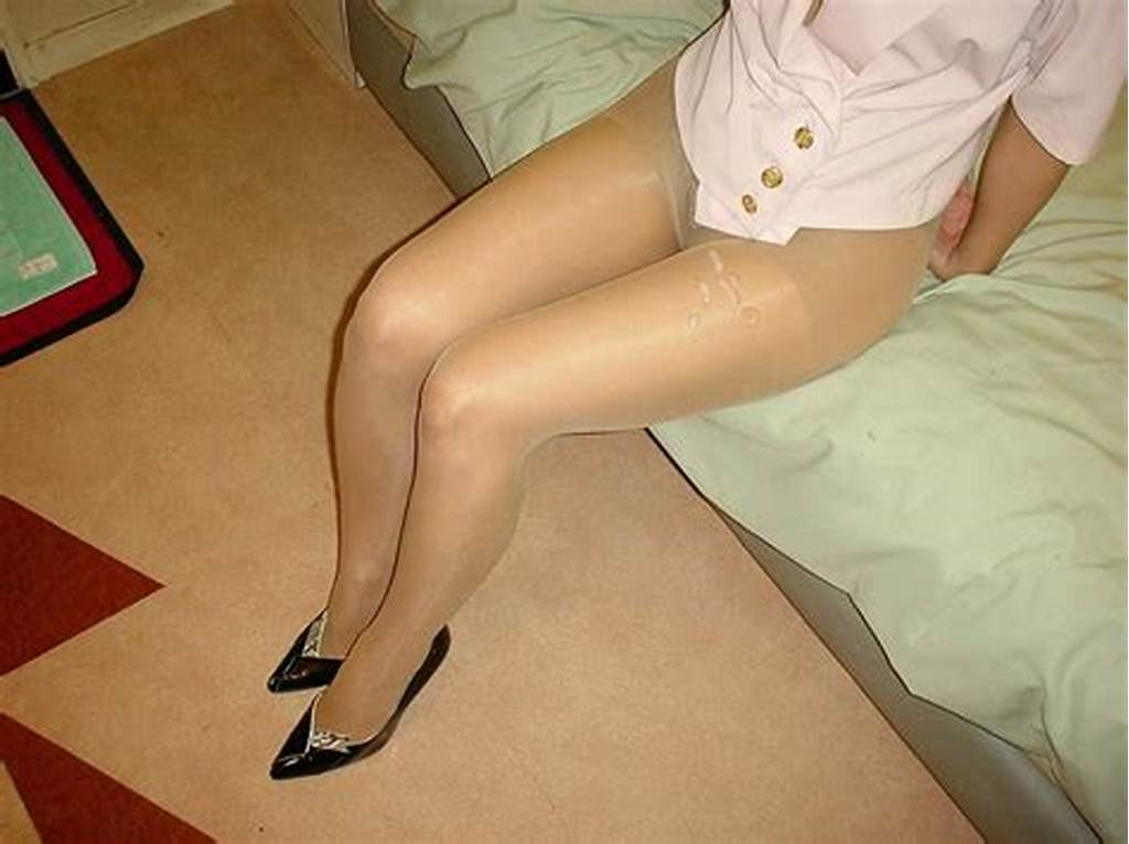 #Japanese #003 #Cum #On #Pantyhose