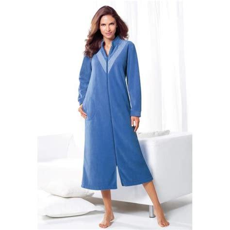 robe de chambre chaude femme robe de chambre lepeignoir fr