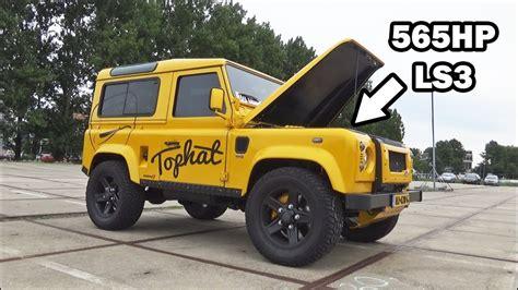 Borusan otomotiv'in distribütörü olduğu land rover kullanılmış bir land rover satın almayı tercih ettiğinizde, bir araç satın almış olmanın yanında 65 yılı. LS swapped Land Rover Defender by TopHat (565 HP LS3 ...
