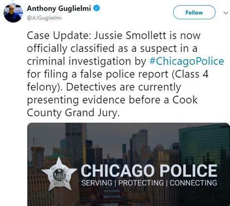 Please reinvestigate president mckinley's assassination. Jussie Smollett now classified as suspect in criminal ...