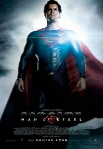 Two New Man of Steel Character Posters Featuring Kal-El ...