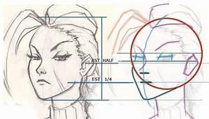 How To Draw Cammy Street Fighter Manga