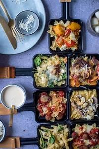 Was Ist Raclette : raclette pasta party 4 saucen f r das pasta pf nnchen rezept grillen rezepte raclette ~ Watch28wear.com Haus und Dekorationen