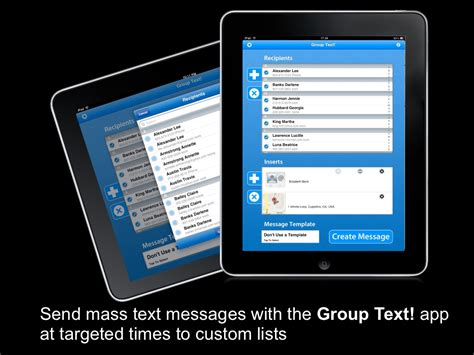 Discover the 10 best apps for teachers. Send mass text messages with