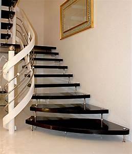 Star Stairs Treppen : 42 best images about freitragende bolzentreppen treppen aus naturstein on pinterest posts ~ Markanthonyermac.com Haus und Dekorationen