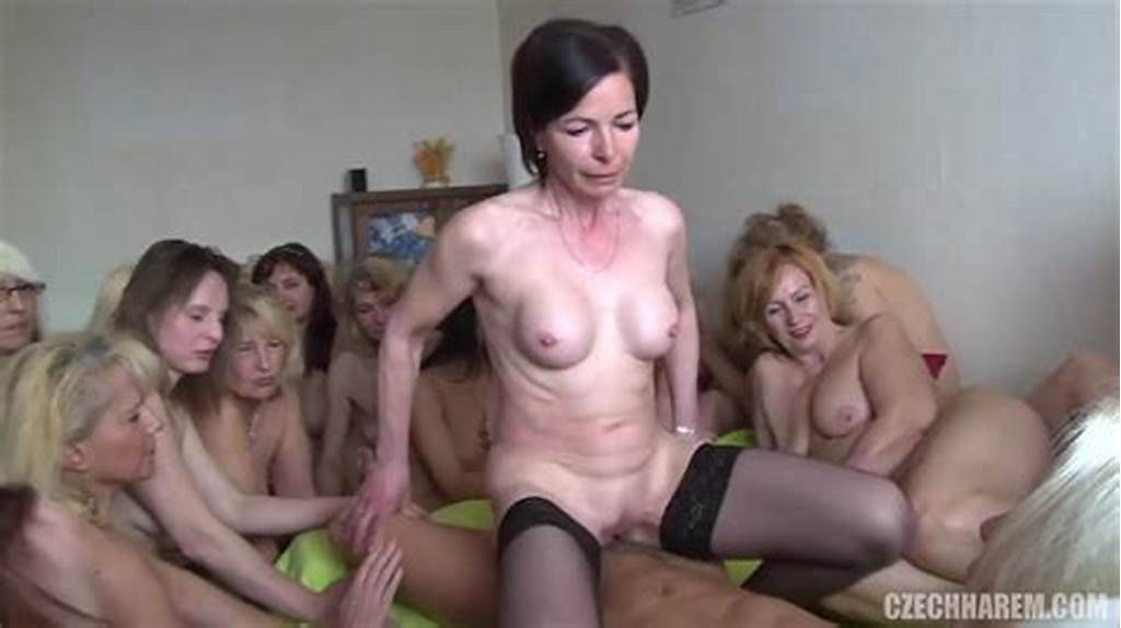 #Cock #Riding #Orgy #With #Czech #Mature #Women
