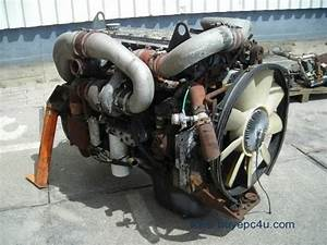 Cummins L10  M11 Series Diesel Engine