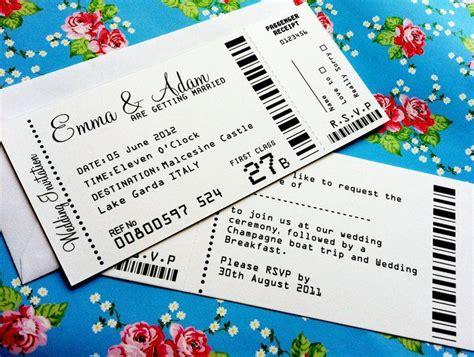 unique Fun wedding invitations Wedding stationery