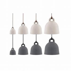 Normann Copenhagen Lampe : normann copenhagen bell lampe nunido ~ Watch28wear.com Haus und Dekorationen
