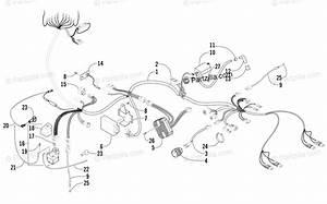Arctic Cat 650 Wiring Schematic : arctic cat atv 2002 oem parts diagram for wiring harness ~ A.2002-acura-tl-radio.info Haus und Dekorationen