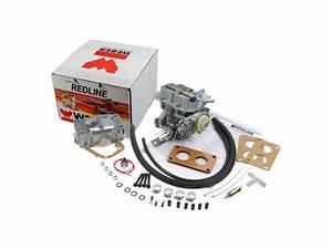 Weber Carburetor Kit 32  36 Electric Choke 22r California