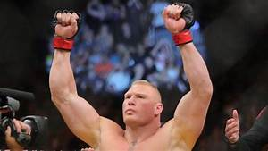 Ufc Champion Rips Brock Lesnar For  U0026quot Steroid Use U0026quot   Says He U0026 39 D Knock Him Out With One Punch  New